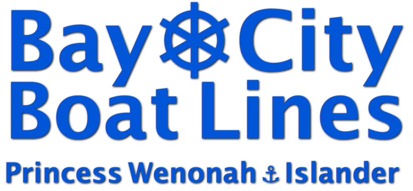 Bay City Boat Lines logo